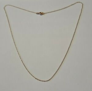 Kette, Goldkette 583 / 585 Russisches Rotgold 14 Kt. 49 cm