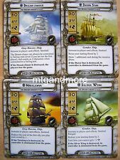 Lord of the Rings LCG - 1x scenario #080 - #083 - The Grey curiosare