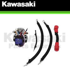 NEW 2015 - 2018 GENUINE KAWASAKI MULE PRO DX FX FXT DXT FXR DUAL BATTERY KIT