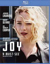 Joy (Blu-ray) *NEW/FACTORY SEALED W/ SLIP*