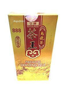 Royal King Premium 888 Oolong Tea Leaf - 6.3 OZ Loose Tea Leaves
