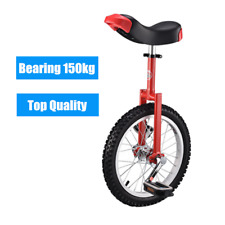 "Brand New 16"" 18"" 20"" 24"" Unicycle Cycling Scooter Circus Bike Youth Adult"