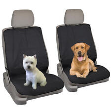 Waterproof Front Seat Covers for Pets, Dogs Cat, Gym, Work, Outdoors - 2pc
