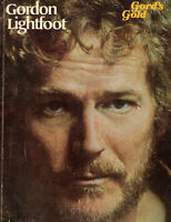 Gordon Lightfoot Gord's Gold Vingage Songbook Song Book