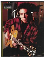 Journey Neal Schon with Gibson ES-Les Paul guitar 2001 pin-up photo 8 x 11 print