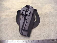 BlackHawk CQC Paddle Holster Beretta 92-96 Pistol