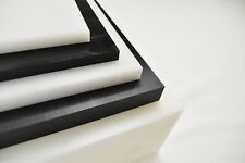 Black Delrin / Acetal Copolymer Plastic Sheet 2-3/4