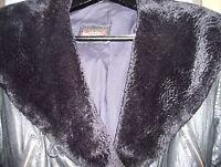 Damen Leder Winter Jacke von Ragazza Gr.L/40/42 schwarz