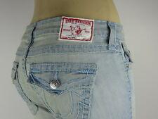 NWT True Religion Billy Super T Women, Sun Bleached, Size 25, Retail $337