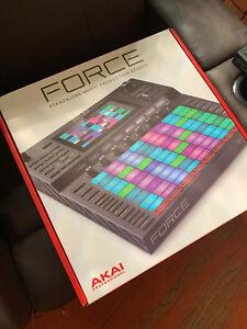 Akai Force Standalone Music Production