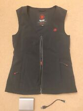 ladies heated waistcoat blaze wear size XS with battery and charging adapter