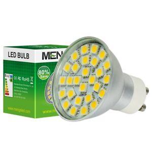 MENGS GU10 5W=40W LED Strahler Brine Spotlight AC 85-265V 480lm SMD Rampenlicht