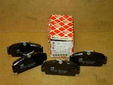 FEBI 16388 Bremsbeläge Nissan PRIMERA (II) WVA 23093/17,2 neu unbenutzt