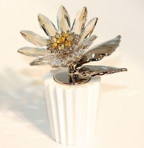Swarovski Figurine Flower Daisies (Daisy) 5045567 New