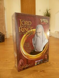Gandalf The Lord Of The Rings Two Towers Layered 3D 1000 Jigsaw Paint & Brush