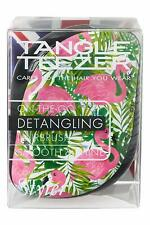 Tangle Teezer x Skinny Dip Compact Styler Detangling Hair Brush Palm Print - NIB