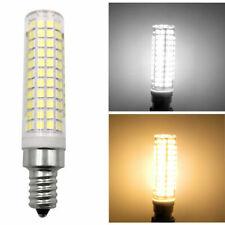 E12 Candelabra LED Bulb C7 10W 110V 136-2835 SMD Ceramics Light Equivalent 100W