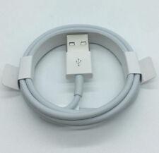 Original Cargador con Cable USB para oficial Foxconn iPhone 5S/6+/6S/7/8/x