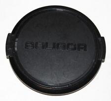 Front Lens Cap Soligor 58mm