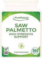 Saw Palmetto | 365 Tablets | PureNature®