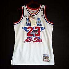 100% Authentic Michael Jordan Mitchell Ness 1991 All Star Jersey Size 44 L Mens
