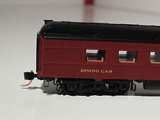 MICRO-TRAINS #146 00 080 CANADIAN PACIFIC HEAVYWEIGHT DINNER CAR PASSENGER CP