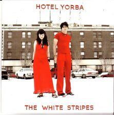 "THE WHITE STRIPES ""Hotel Yorba"" 2 Track  7 Inch RED Vinyl RSD 2012"