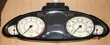 ROVER 75 2001 PETROL MANUAL SPEEDO CLUSTER NON TRIP COMPUTER TYPE YAC112371