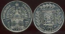 1 FRANC INSTITUT 1995
