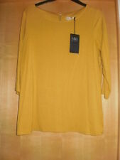 M & S Stretchy Blouse Top BNWT Size 14