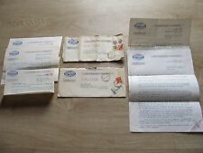 2 envelopes. Navigazione - Turismo, 1960's with letters, CDS Sulmona