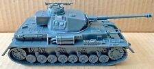 NEW!! 1998 Classic Toy Soldiers - WWII German Panzer IV Tank - Dark Gray