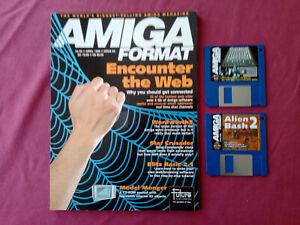 Amiga Format Magazine - Issue 83 - April 1996 + Coverdisks