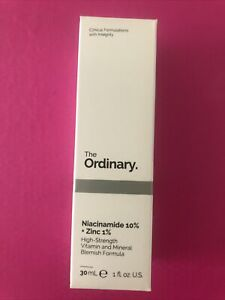 The Ordinary Niacinamide 10% and Zinc 1% 30ml