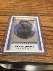 2019 Goodwin Champions Michael Jordan Goudey 3D SSP Chicago Bulls BGS PSA 10 ??