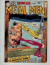 Showcase #39 (Jul-Aug 1962, Dc)! Vg/Fn5.0+! silver age Dc Key Issue! Metal Men!