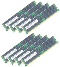 8x 16gb 128gb ddr3 micron ECC RAM para Apple Mac Pro 4,1 5,1 1333 MHz pc3-10600r
