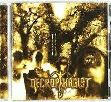 NECROPHAGIST EPITAPH BRAND NEW SEALED CD