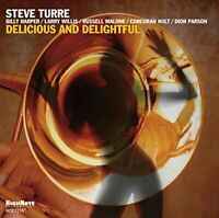 Steve Turre - Delicious and Delightful [CD]