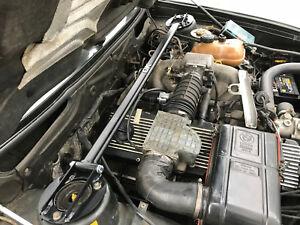 BMW E28 Domstrebe vorne Drift King driftking M5 Motorsport