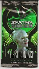 Star Trek CCG -  First Contact Booster Pack