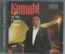 "KAMAHL     ""Live At The Opera House""      Warner / BMG    CD"