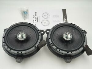 Kit 2 Altavoces Focal Music Drive IFR165-2 Renault Dacia 7711575880 Original