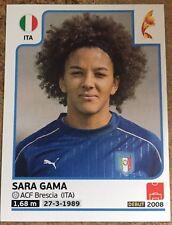 Womens Euro 2017 panini sticker - 139 Sara Gama (Italy)