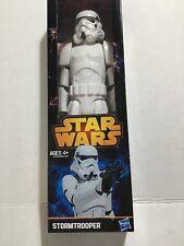 """STORMTROOPER Star Wars 12"""" Action Figure 2014 Hasbro"""