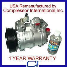 2013-2016 Accord 2.4L OEM Reman A/C Compressor