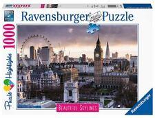 Ravensburger 1000 piece jigsaw puzzle BEAUTIFUL SKYLINES LONDON