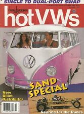 DUNE BUGGIES & HOT VW'S 1992 OCT - SINGLE TO DUAL PORT CONVERSION, COOL OVAL