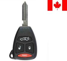 1x New Replacement Keyless Entry Remote Key Fob For Chrysler  Dodge Jeep KPT3760