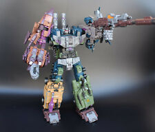 Warbotron Bruticus Robot Decepticons Toy OVERSIZED COOL New In Box Gfit Handmade